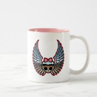 Molly Shines Two-Tone Coffee Mug