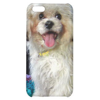 Molly smiling iPhone 5C cover