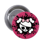 Molly Splat Pin