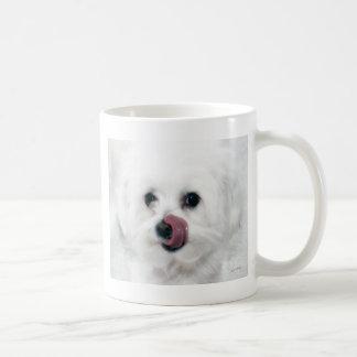 Molly the Maltese Coffee Mug