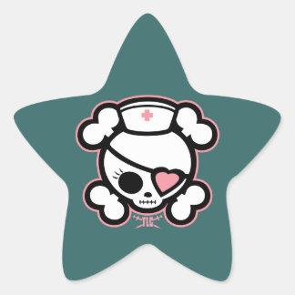 Molly TLC Star Sticker