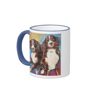 Molly y taza de Lexie