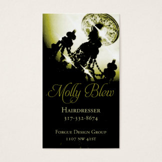 Molly's Business Cards