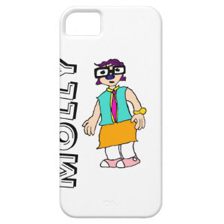 Molly's iPhone case 2 iPhone 5 Cases