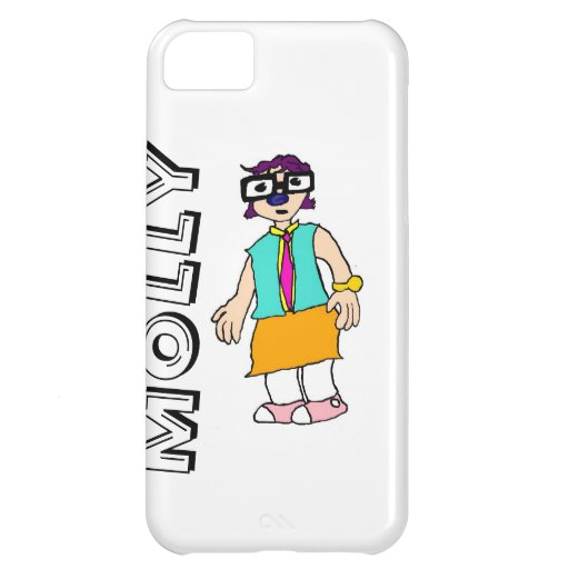 Molly's iPhone case 2 iPhone 5C Covers