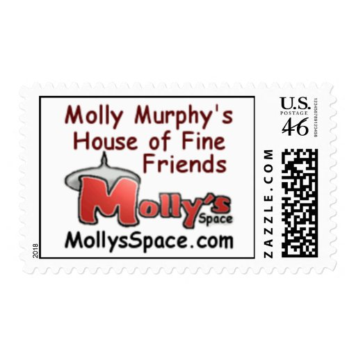 Molly's Space Postage
