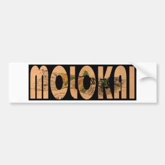 molokai1897 bumper sticker