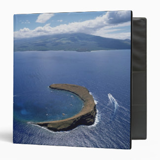 Molokini Island, Maui, Hawaii, USA Binder