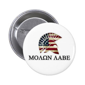 MOLON LABE 2 INCH ROUND BUTTON