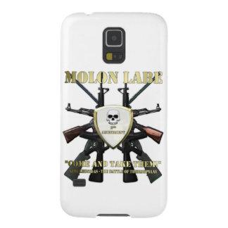 Molon Labe - 2da enmienda Carcasa Para Galaxy S5