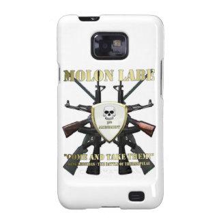 Molon Labe - 2da enmienda Samsung Galaxy SII Carcasas