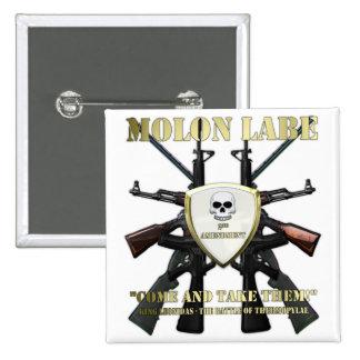 Molon Labe - 2da enmienda Pin
