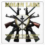 Molon Labe - 2da enmienda Reloj