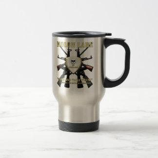 Molon Labe - 2da enmienda Taza De Café