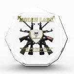 Molon Labe - 2nd Amendment Acrylic Award
