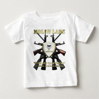 Molon Labe - 2nd Amendment Baby T-Shirt
