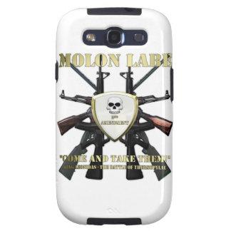 Molon Labe - 2nd Amendment Samsung Galaxy SIII Cover