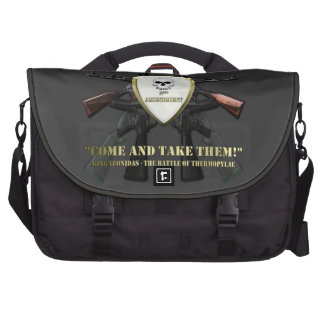 Molon Labe - 2nd Amendment Bags For Laptop