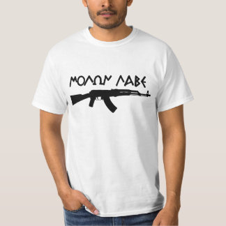 Molon Labe AK47 T-Shirt