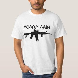 Molon Labe AR15 T Shirt