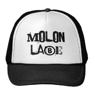 Molon Labe Baseball Styled Cap Trucker Hat