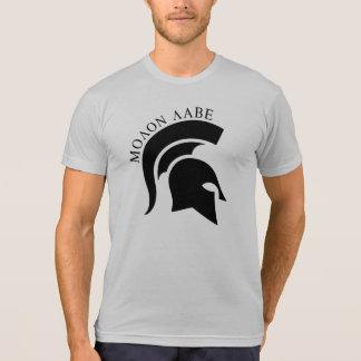 Molon Labe - Bring Enough Gun T-Shirt