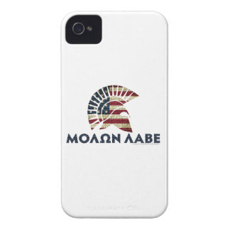Molon Labe! iPhone 4 Cover
