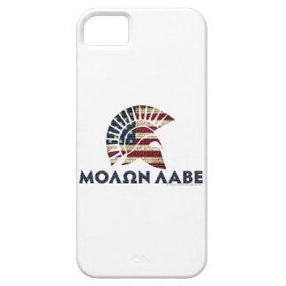Molon Labe! iPhone 5 Case