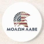 Molon Labe! Coasters