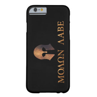 Molon Labe (Come and Get It) Barely There iPhone 6 Case