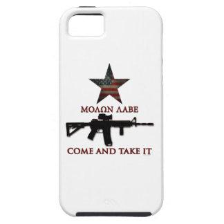 Molon Labe - Come And Take It iPhone 5 Cover