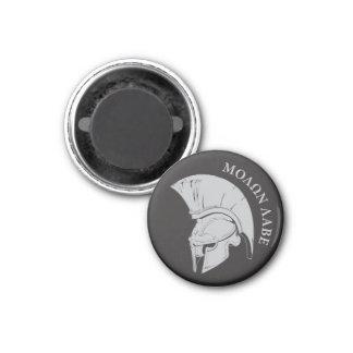Molon Labe, come and take them! 1 Inch Round Magnet