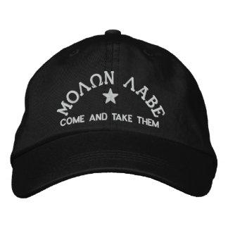 Molon Labe - Come and Take Them Cap