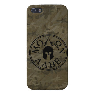 Molon Labe, Come and Take Them Cover For iPhone SE/5/5s