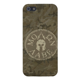 Molon Labe, Come and Take Them Cover For iPhone SE/5/5s
