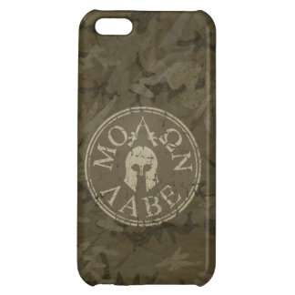 Molon Labe, Come and Take Them iPhone 5C Cases