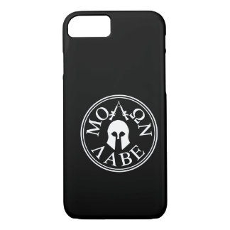 Molon Labe, Come and Take Them iPhone 7 Case