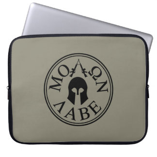 Molon Labe, Come and Take Them Laptop Sleeve