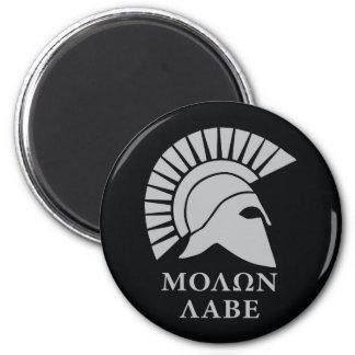 Molon Labe, come and take them! Magnet