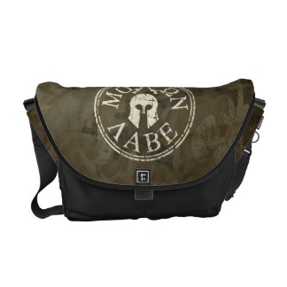 Molon Labe, Come and Take Them Courier Bag