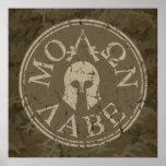 Molon Labe, Come and Take Them Print