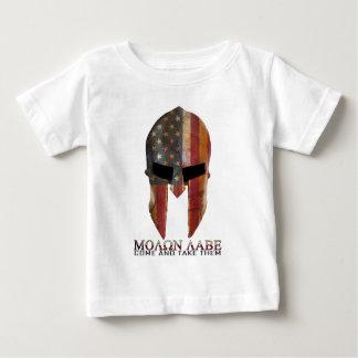 Molon Labe - Come and Take Them USA Spartan Baby T-Shirt