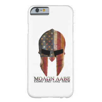 Molon Labe - Come and Take Them USA Spartan Barely There iPhone 6 Case