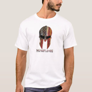 Molon Labe - Come and Take Them USA Spartan T-Shirt