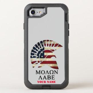 MOLON LABE  (Come Take Them) OtterBox Defender iPhone 8/7 Case