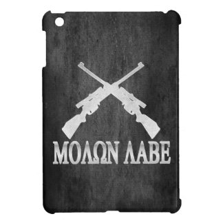 Molon Labe Crossed Rifles 2nd Amendment Cover For The iPad Mini
