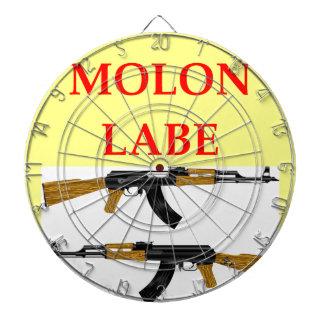 molon labe dartboards