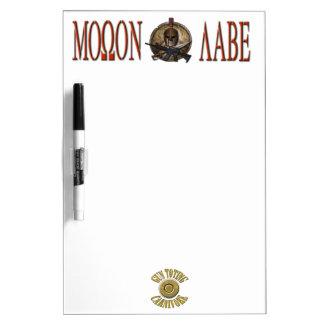 Molon Labe Dry Erase Board