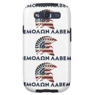 ¡Molon Labe! Galaxy S3 Cárcasas