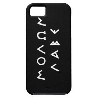 Molon Labe iPhone 5 Funda